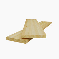 Мебельный щит из сосны и ели Сорт А